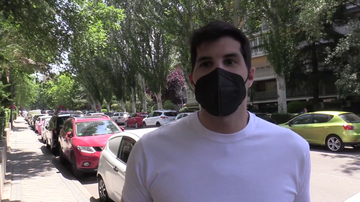 Julián Contreras, muy enfadado por las últimas informaciones que se han hecho públicas sobre él