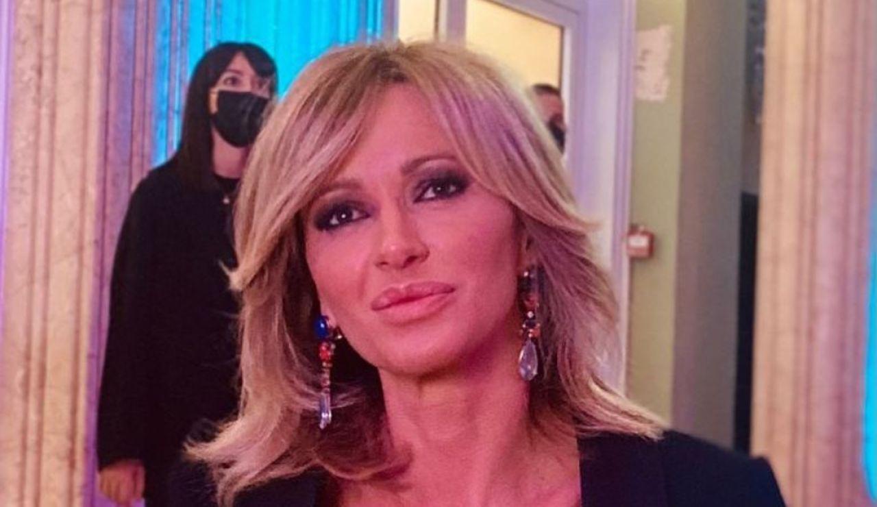 La presentadora de Espejo Público Susanna Griso.