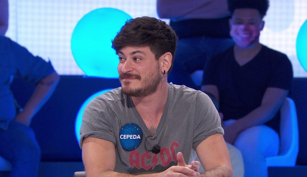 """Luis Cepeda, sobre su conversación con Roi Méndez: """"Prefiere que meta yo la gamba"""""""