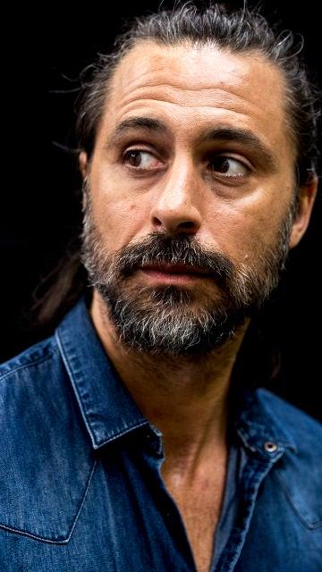Hugo Silva, en una presentación