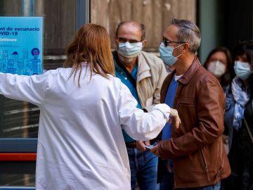 Vacunación cuarentena