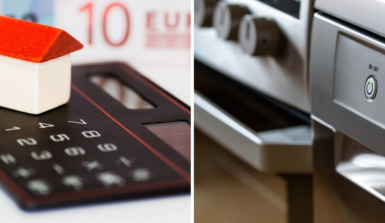 El gasto de cada electrodoméstico en función de la hora punta, llano y valle de la nueva factura de la luz