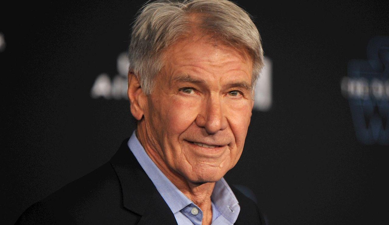 El actor Harrison Ford en 2019