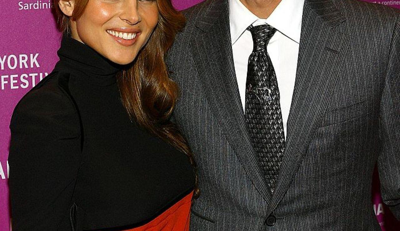 Elsa Pataky y Adrien Brody