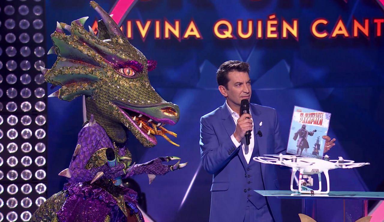 """Paz Vega se lanza a por la Dragona: """"Ahí hay una Miss España"""""""