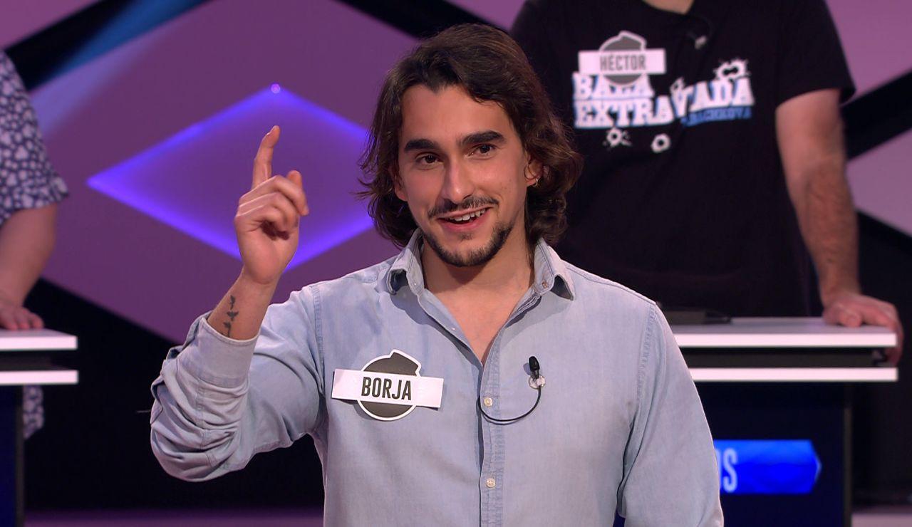 """¿Futuro presentador? Borja, de 'Los caracoles', afirma: """"A los 47 años, '¡Boom!' lo presento yo"""""""