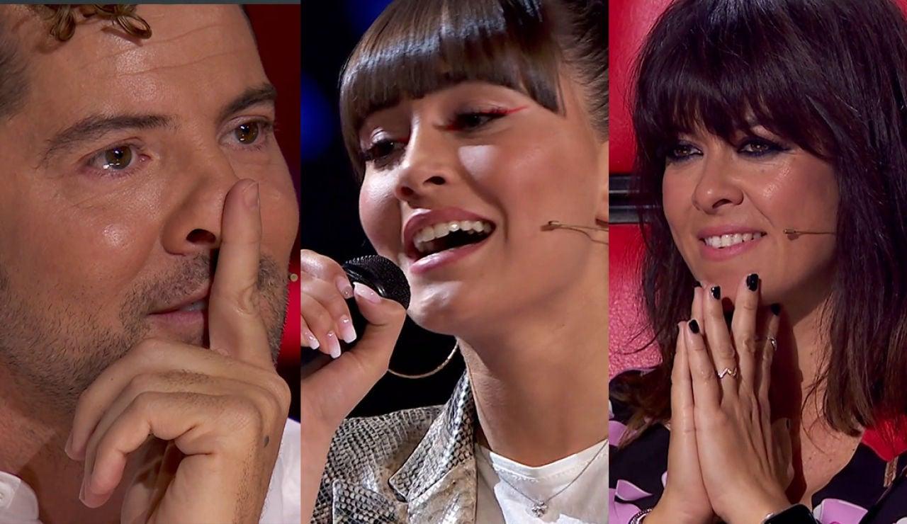 El TOP 5 de las primeras Batallas: muchas lágrimas y emoción con los más pequeños de 'La Voz Kids'