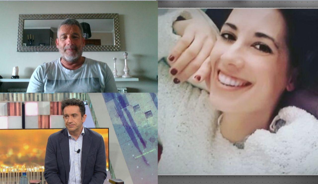 Piden justicia por la muerte de su hija.
