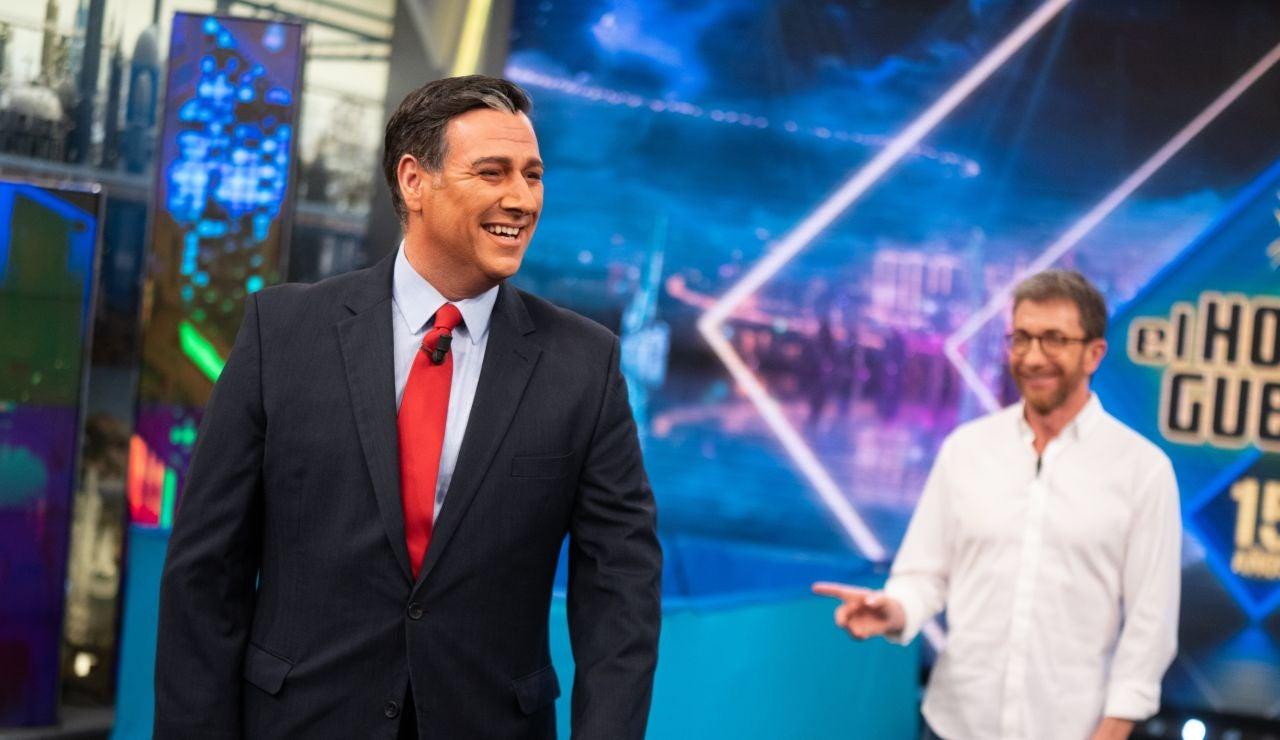 Pedro Sánchez 'concede' indultos en 'El Hormiguero 3.0' y revela su verdadera conversación con Joe Biden