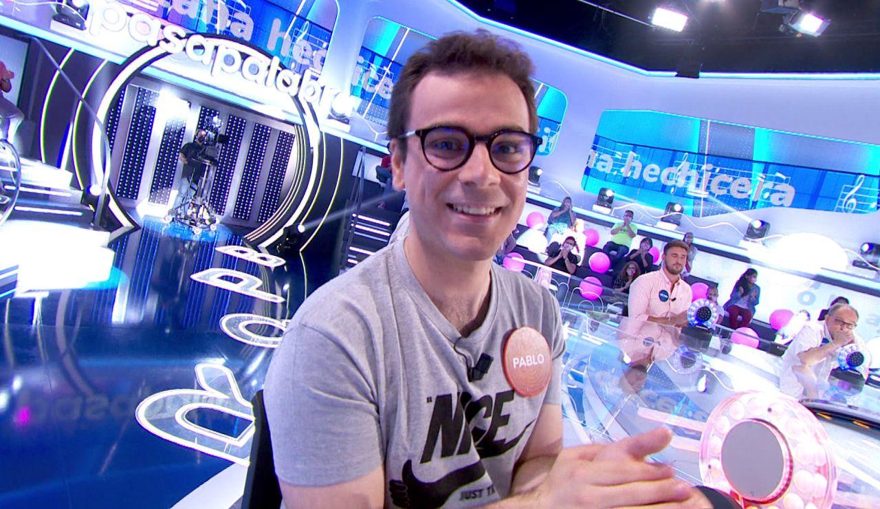 """Pablo se atreve con 'Gitana hechicera': """"Próximamente el disco y sus versiones"""""""