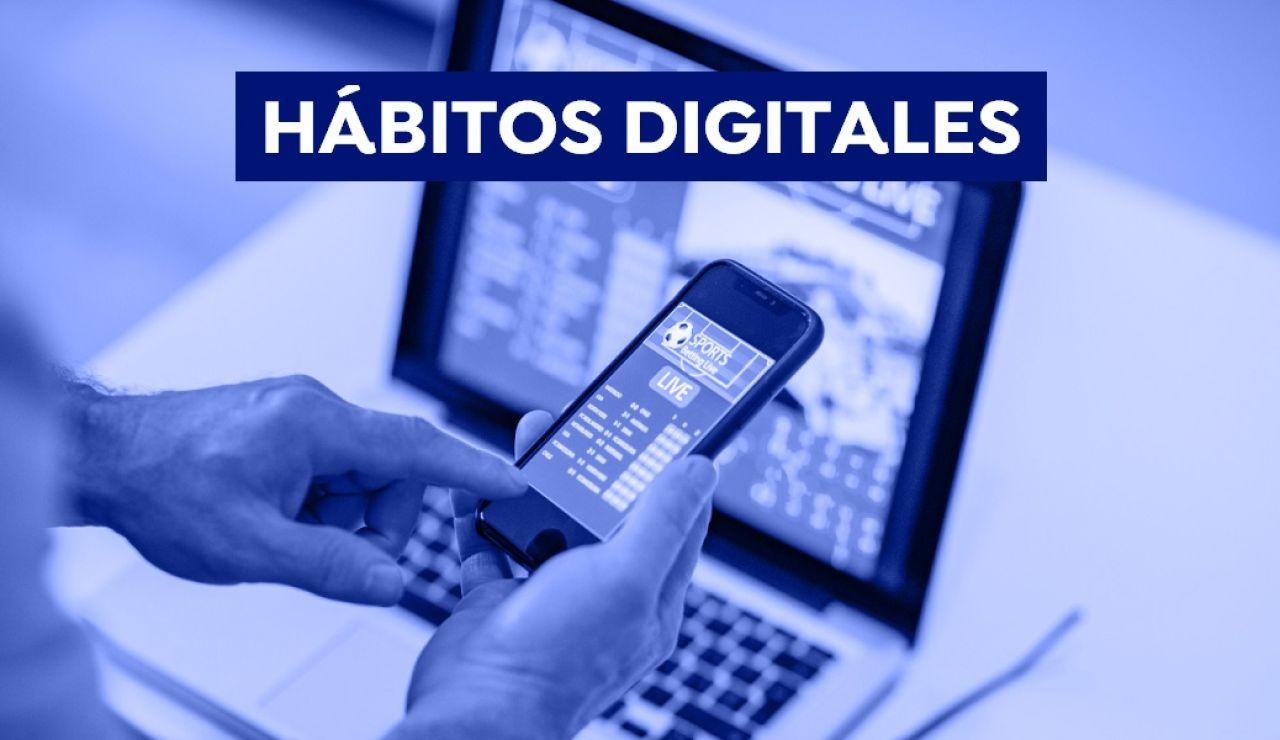 Radiografía de los hábitos digitales en España: así han evolucionado desde la llegada de la pandemia