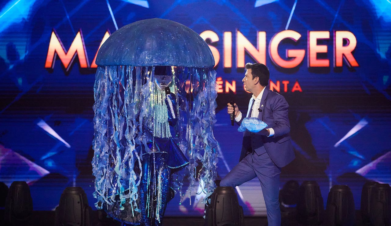 """Los investigadores, convencidos sobre Medusa: """"Eres una de las mejores cantantes del mundo"""""""