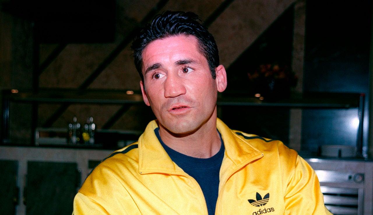 El boxeador Poli Díaz, detenido en Las Palmas de Gran Canaria por una presunta agresión a su pareja