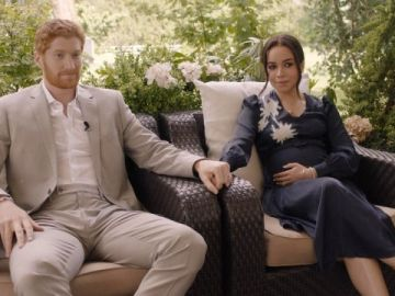 Primer avance de 'Harry and Meghan: Escaping the Palace'
