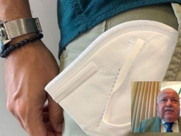 Aguirre duda de la eficacia de la mascarilla en el bolsillo