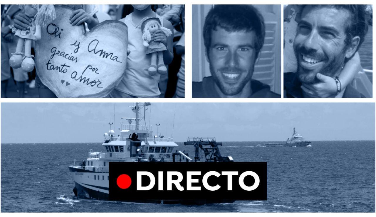 Última hora Niñas de Tenerife en directo: Tomás Gimeno, Anna y Olivia, novedades del caso en directo
