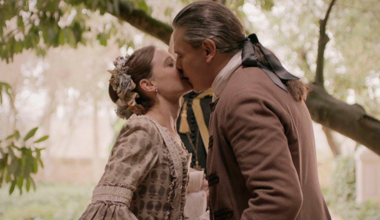 """La romántica boda de Diego y Clara: """"No hay nada que nos impida estar juntos"""""""