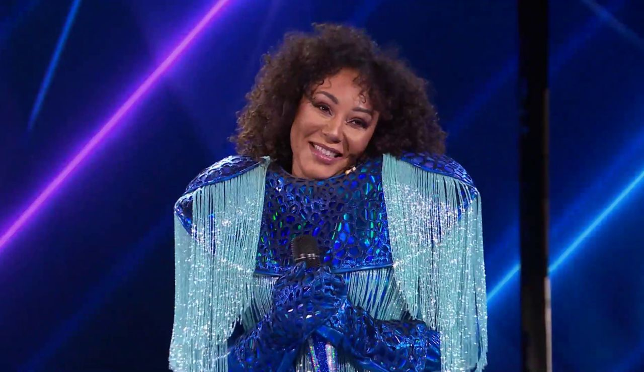 Mel B. en 'Mask Singer': ¡La Spice Girl era la Medusa!