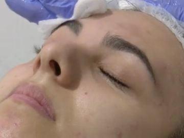 Aumenta la demanda de tratamientos faciales ante la retirada de las mascarillas al aire libre.