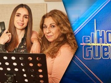 El martes recibimos la visita de Lolita y Elena Furiase a 'El Hormiguero 3.0'