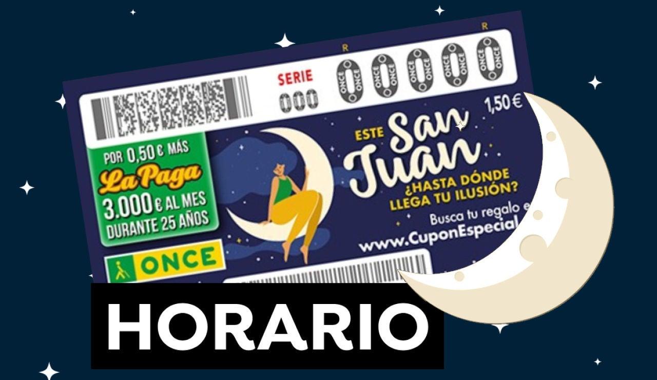 Sorteo Especial de San Juan 2021: Horario, premios y dónde ver el sorteo del 24 de junio en directo