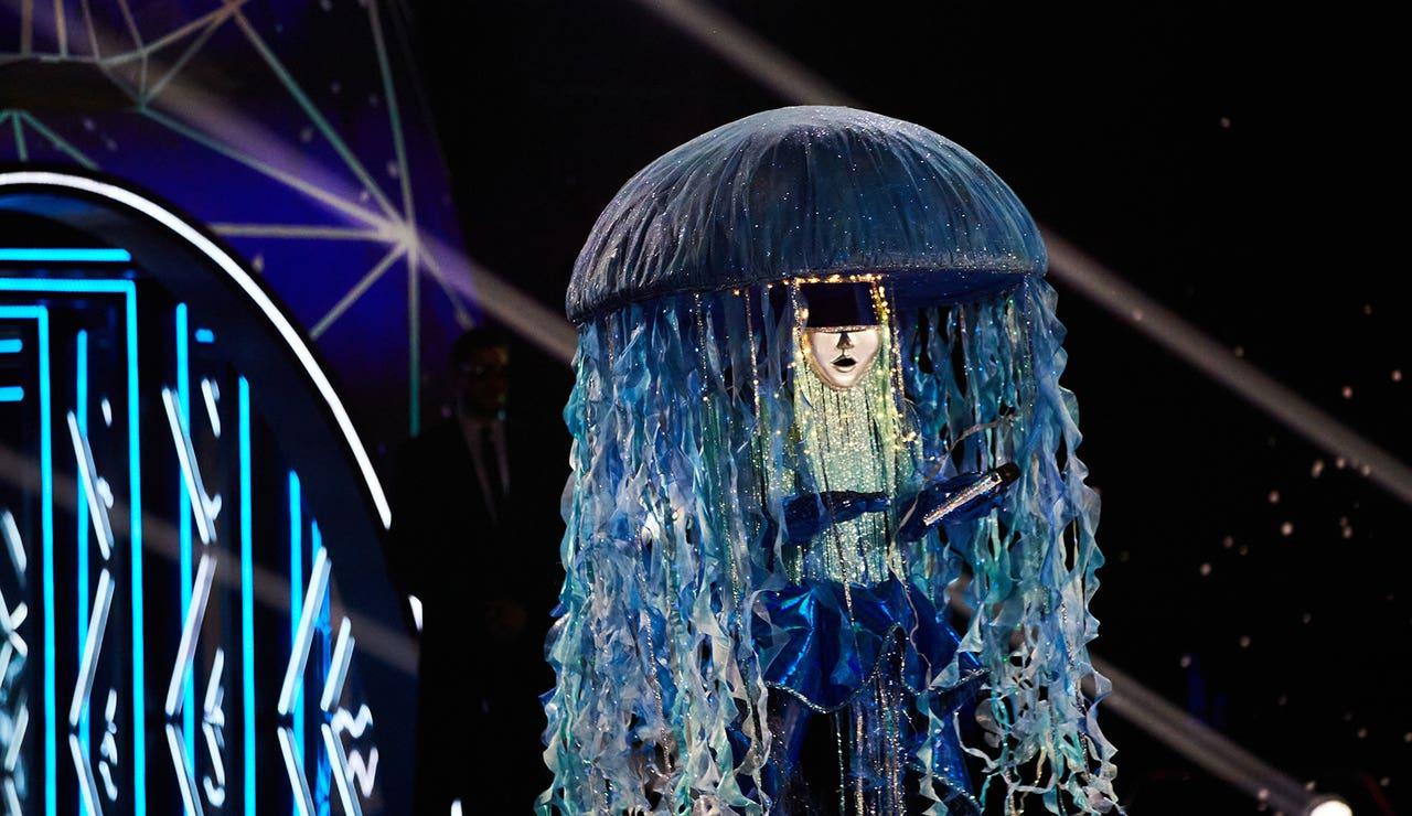 Medusa se desmelena con 'Spice up your life' en el Duelo Final de 'Mask Singer'