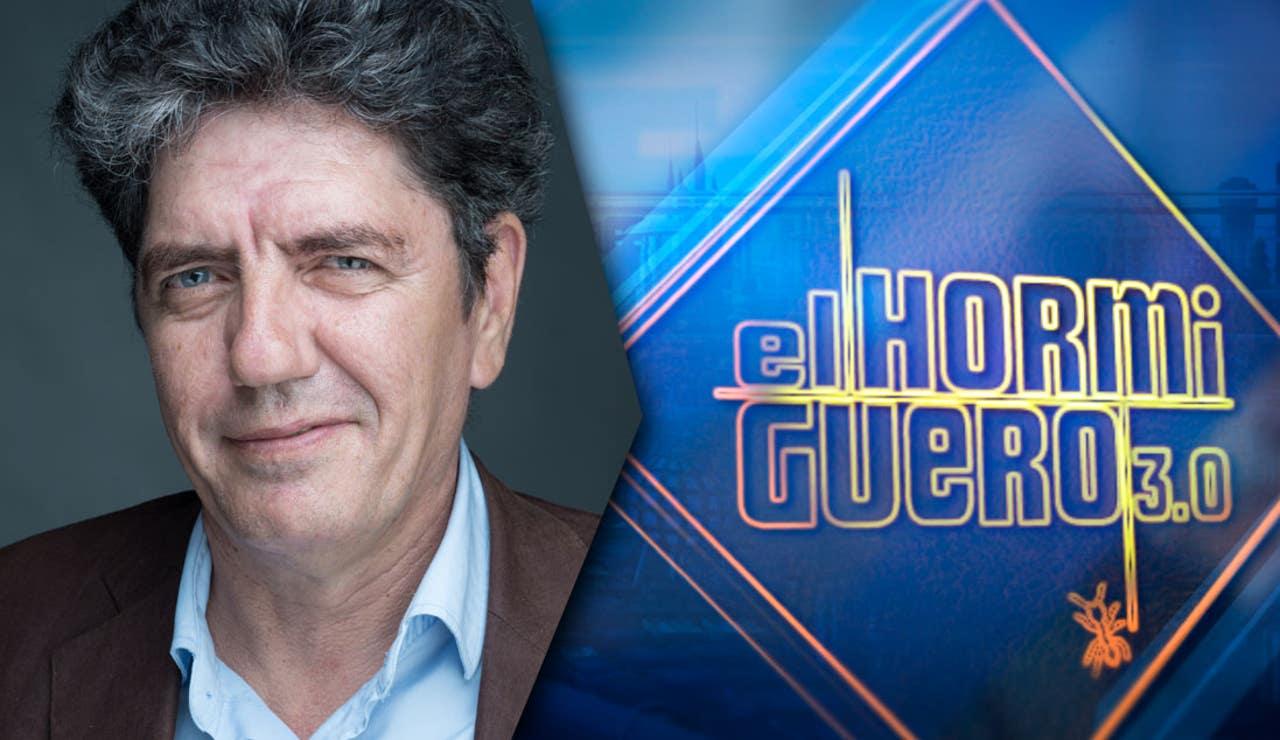 El lunes, comenzamos la semana con el actor Antonio Dechent en 'El Hormiguero 3.0'