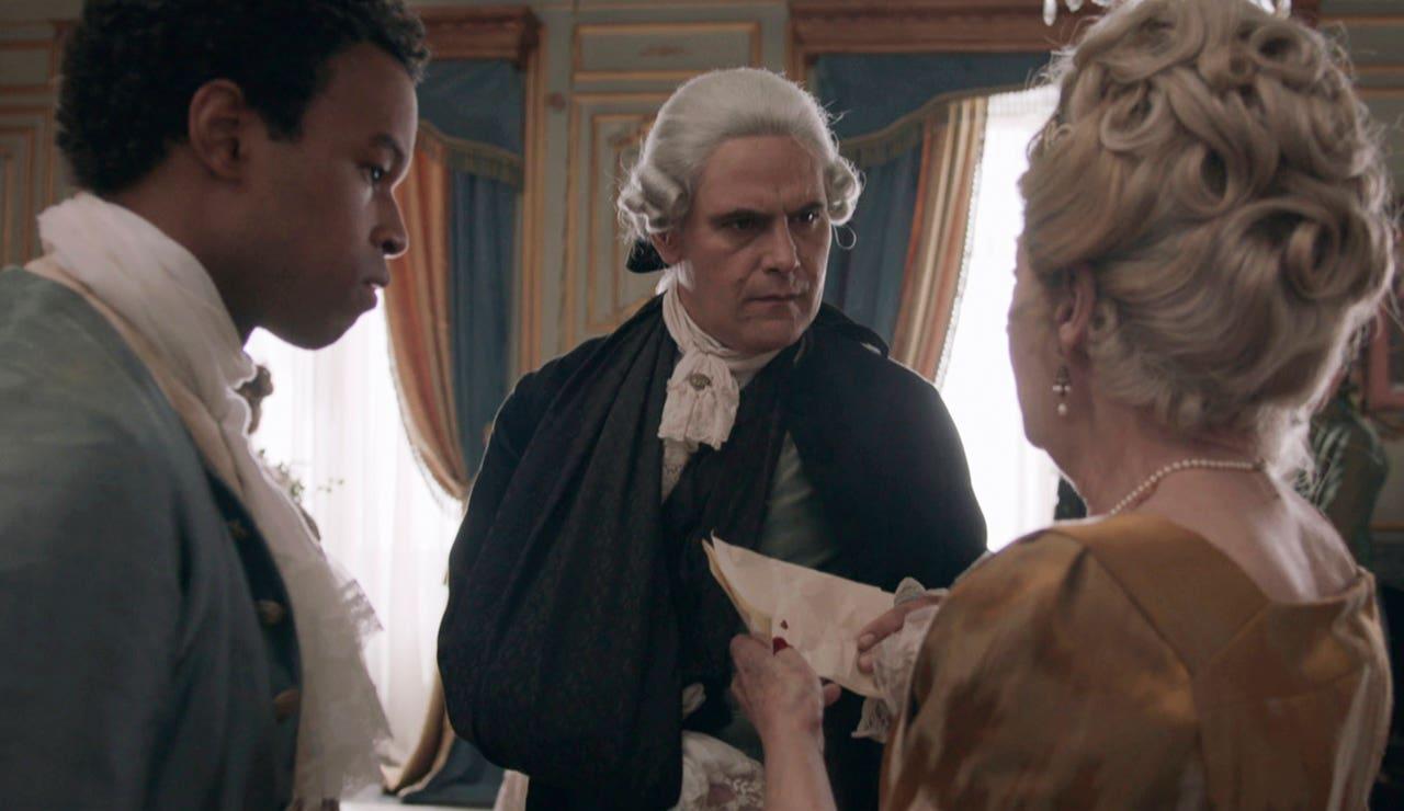 """Doña Mercedes entrega la carta de Amelia a Diego: """"No habrá boda"""""""