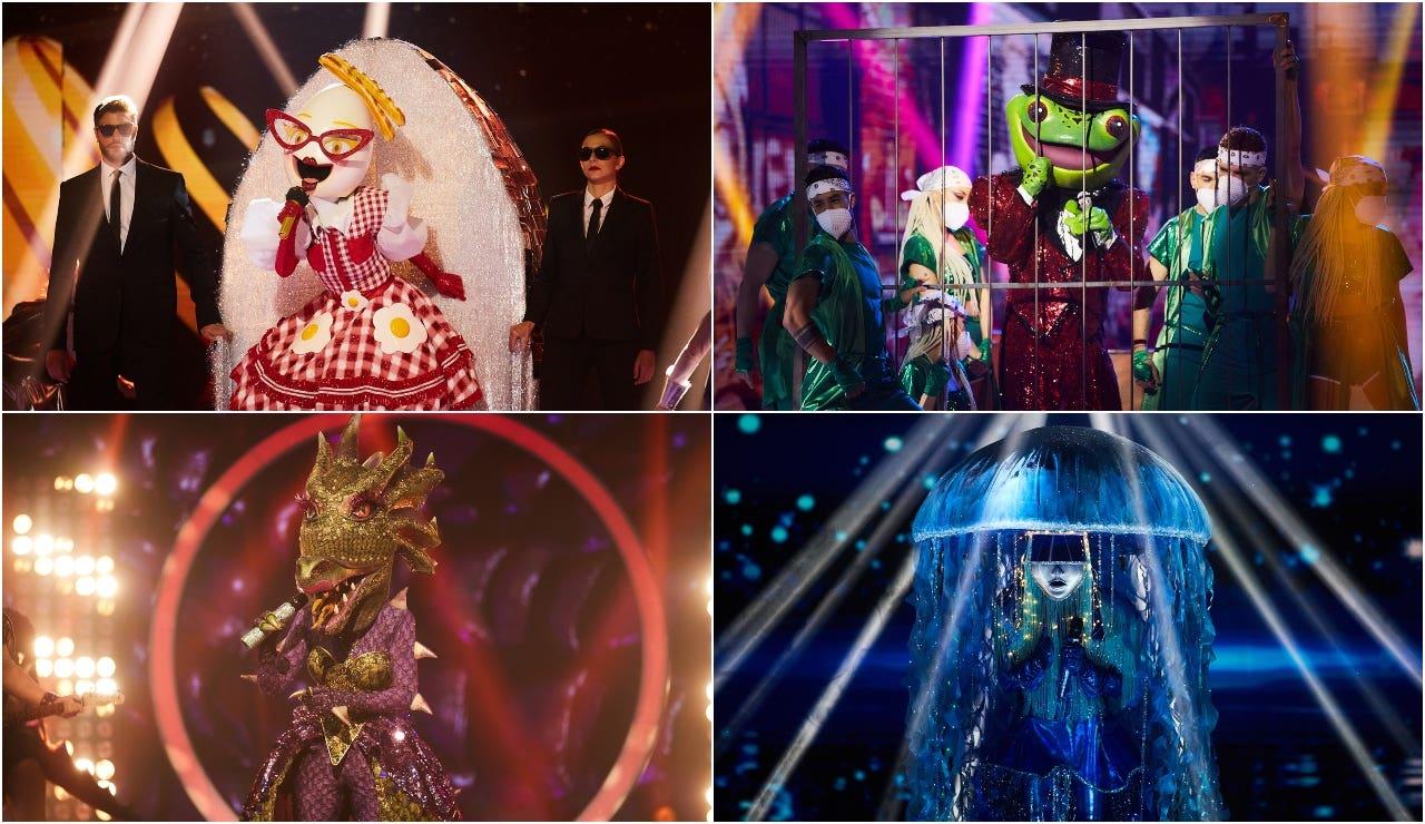 ¿Qué actuación de la quinta gala de 'Mask Singer' ha sido tu favorita? ¡Vota por ella!