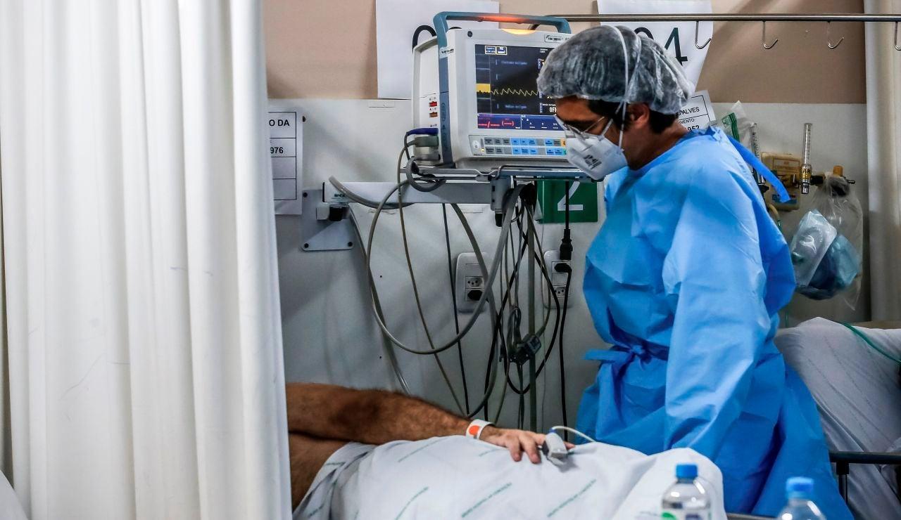 El paciente dio positivo para la enfermedad desde septiembre de 2020 hasta abril