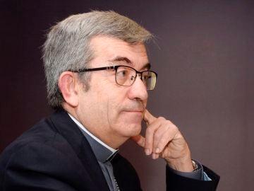 Luis Argüello, secretario general de la Confederación Episcopal Española