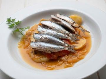 """Receta de sardinas en cazuela, de Karlos Arguiñano: """"Manjar de dioses"""""""