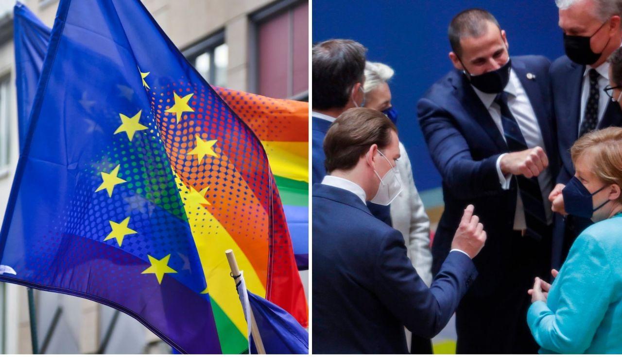 La UE hace frente común contra Hungría por su ley sobre la homosexualidad