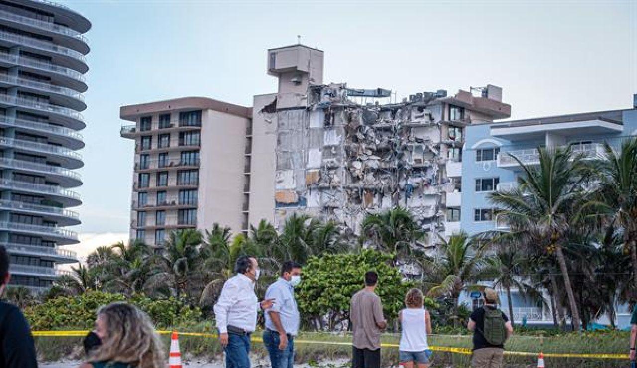 ¿Cuáles son las causas que han podido provocar el derrumbe del edificio en Miami?