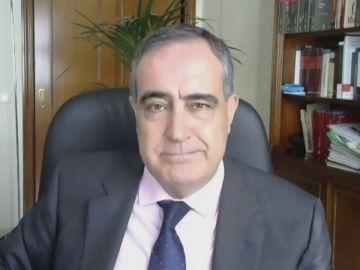 José Manuel Niederleytner, abogado de Beatriz Zimmerman