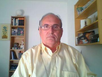 Joaquín Amils, portavoz de Beatriz Zimmerman