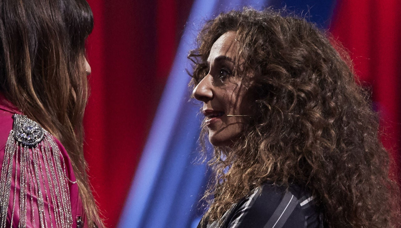 Rosario y Rozalén en las Batallas de 'La Voz Kids'