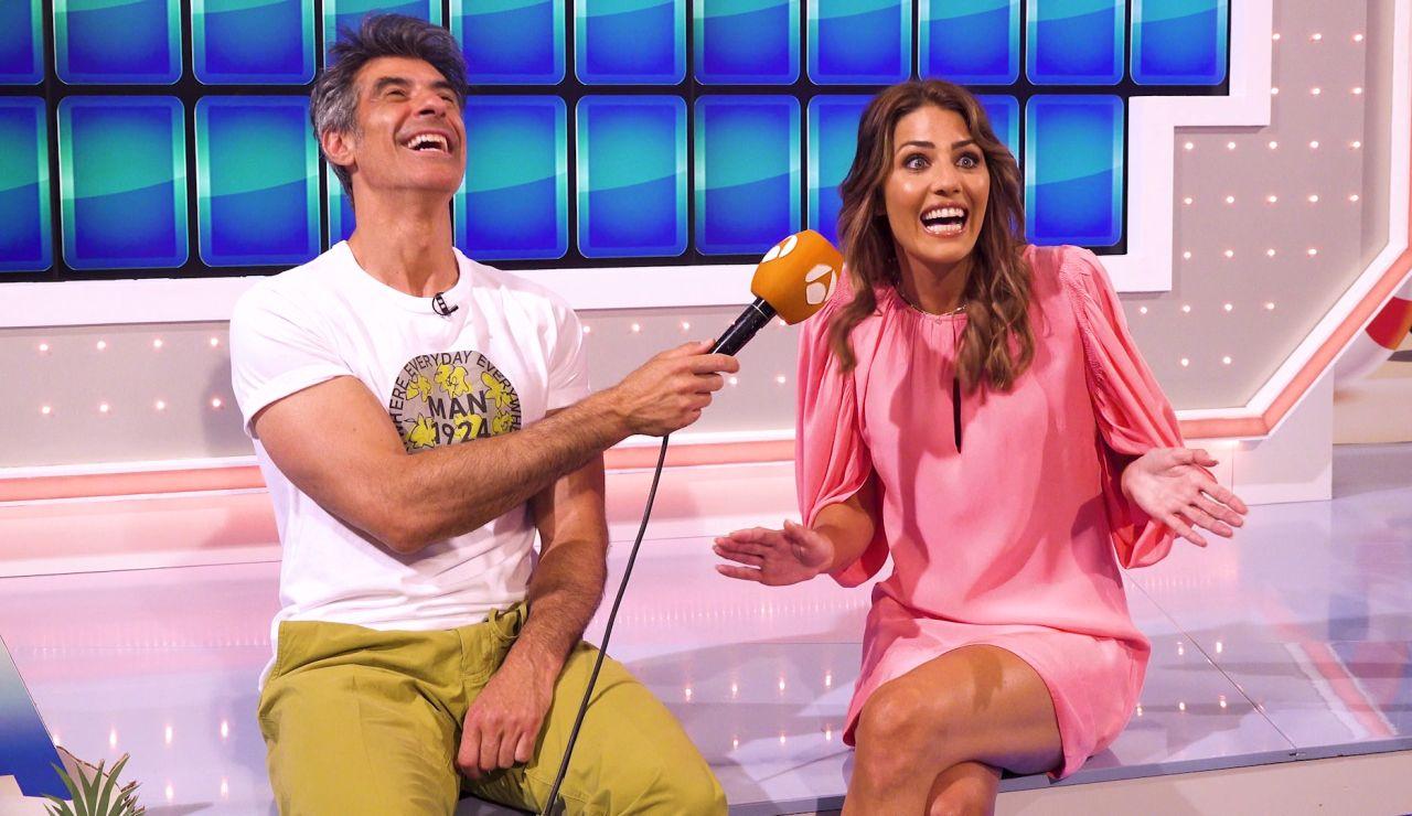 """Laura Moure y Jorge Fernández, en el test más fresco del verano: """" """"No puedo mentir, se me nota si miento"""""""