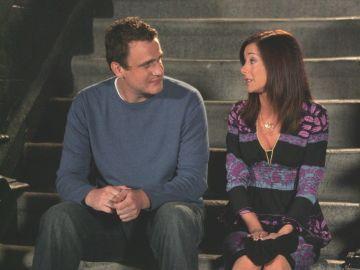 Jason Segel y Alyson Hannigan en 'Cómo conocí a vuestra madre'
