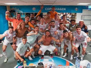 España doblega a Croacia en la prórroga para meterse en cuartos de la Eurocopa