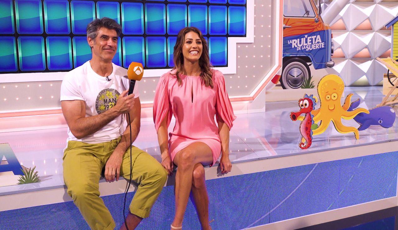 ¿Se saben Jorge Fernández y Laura Moure las canciones del verano? ¡Los ponemos a prueba!