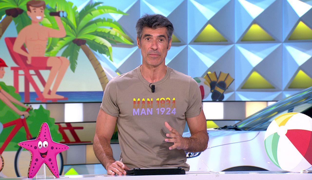 """Jorge Fernández desvela algunos detalles sobre 'Tierra Amarga': """"Todos los escenarios que aparecen son reales"""""""