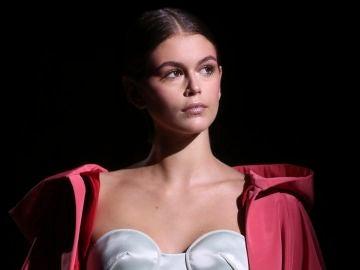 La modelo Kaia Gerber