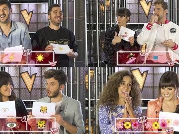 Los coaches y asesores de 'La Voz Kids' juegan a 'Adivina la canción con emojis'