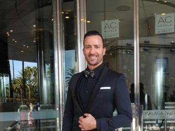 Pablo Puyol, en Madrid