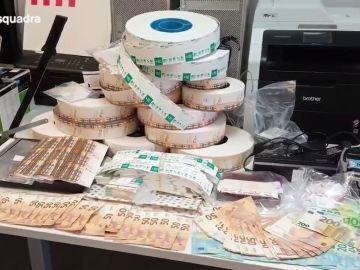 Un grupo estafa más de un millón de euros a la ATM con títulos de transporte falsos