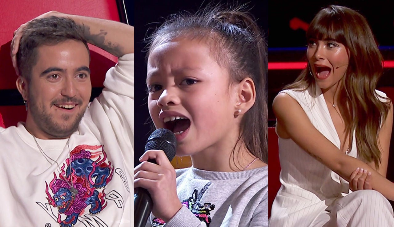 El TOP 5 de las últimas Batallas de 'La Voz Kids': ternura, talento y revolución en el escenario