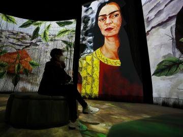 Exposición de Frida Kahlo en México