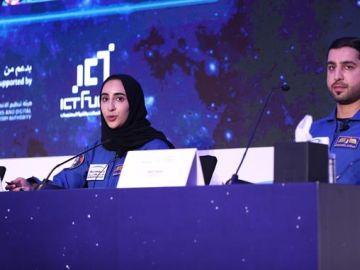 Primera astronauta emiratí