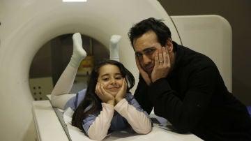 Beren Gökyıldız y Buğra Gülsoy, protagonistas de 'Mi hija'